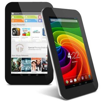 """Tablet Toshiba Excite 7"""" DD 8GB RAM 1GB Android 4.2 Negro"""