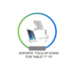 Soporte Universal Fold Up Stand Tablet 7 10 / Ipad