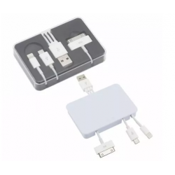 Multicable Usb Portatil Computador Iphone Ipad Android