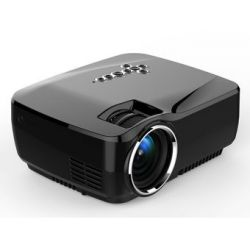 Mini Proyector Inteligente Led Hd Wifi Android 4.4 Video Beam 1200 Lumens