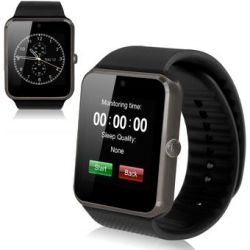 Reloj Inteligente Smartwatch Tipo Iwatch Simcard, Bluetooth Para Android- Negro