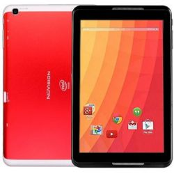 Tablet 8 Android Quad Core Intel 1gb Ram 32gb Memoria-Rojo