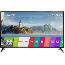 Televisor LG 49 Pulgadas LED FULL HD SMART TV 49LJ550T