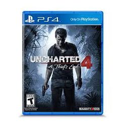 Uncharted 4: A Thief´s End PS4 - Juegos De PS4 - Original