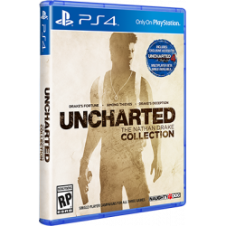 Uncharted: The Nathan Drake Collectión PS4 - Juegos De PS4 - Original