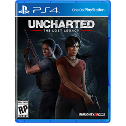 Uncharted: The Lost Legacy PS4 - Juegos De PS4 - Original