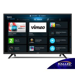 "Televisor Kalley 32 "" Smart TV K-LED32HDS LED-Negro"