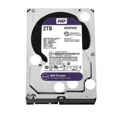 Disco Duro Wd Purple 2tb Surveillance Sata 6 Gb 64mb Western Digital
