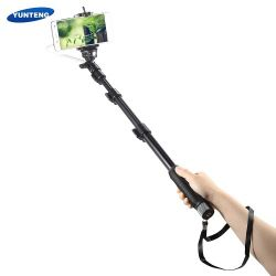 Monopod Yunteng Yt-1188 Selfie Con Cable
