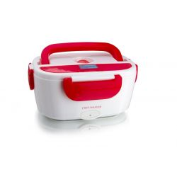 Lonchera Portacomidas Eléctrico Electric Lunch Box Chef Master